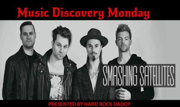 Music Discovery Monday - Smashing Satellites