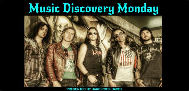Music Discovery Monday - Crash Midnight