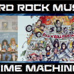 Hard Rock Music Time Machine – 9/1/16