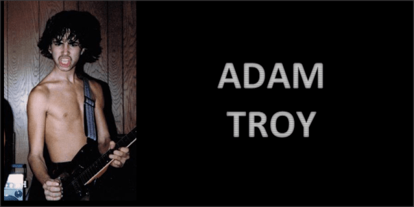 My Rock and Roll Journey - Adam Troy - Chapter 1