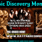 Music Discovery Monday – 10/31/16