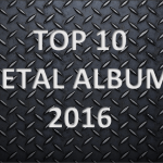 Top 10 Metal Albums of 2016