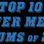 Top 10 Power Metal Albums of 2016