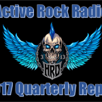 Active Rock Radio Quarterly Report: 2017 – First Quarter