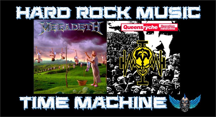 Hard Rock Music Time Machine – 5/18/17