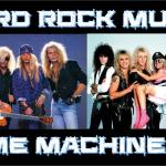 Hard Rock Music Time Machine – 6/8/17