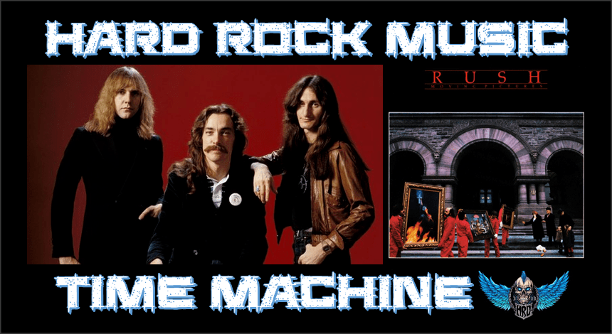 Hard Rock Music Time Machine - Rush - LImelight