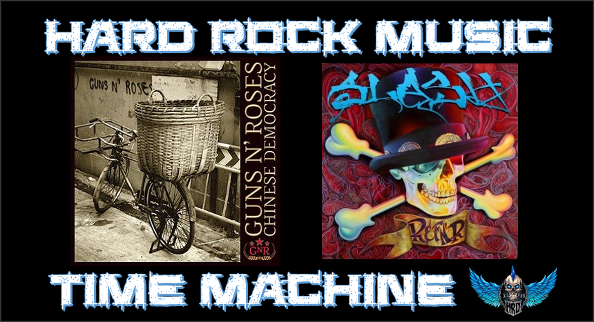 Hard Rock Music Time Machine - GNR and Slash