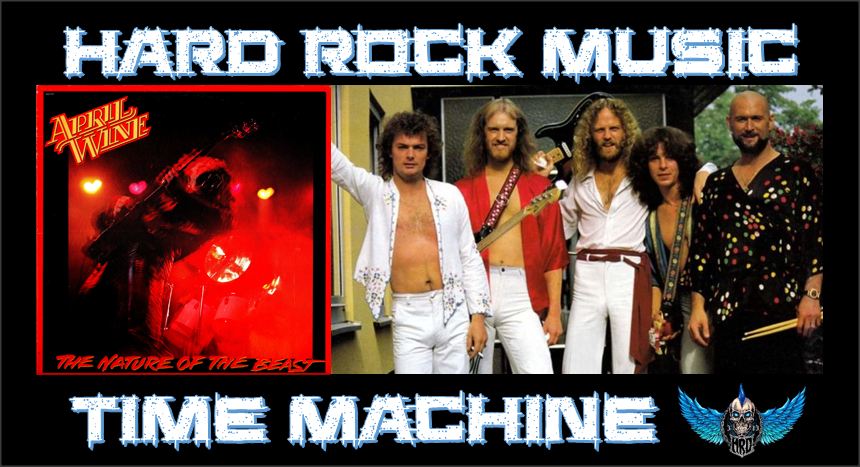 Hard Rock Music Time Machine – 2/15/18