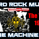 Hard Rock Music Time Machine – 3/29/18: THE YEAR…1988