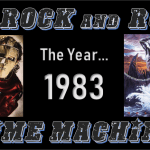 Rock And Roll Time Machine: THE YEAR…1983