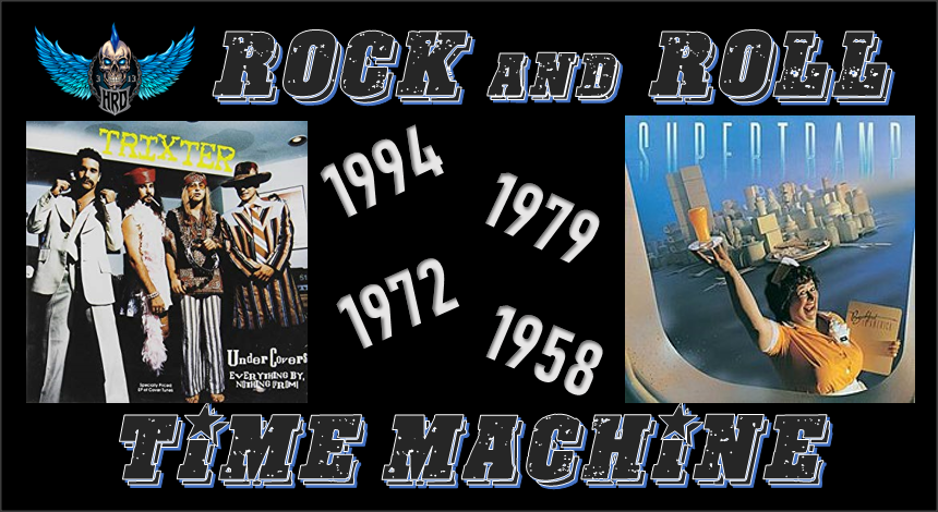 Rock And Roll Time Machine: The Origin of Rock and Roll
