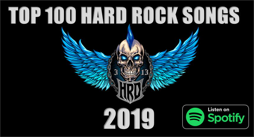 Top 100 Hard Rock Songs of 2019