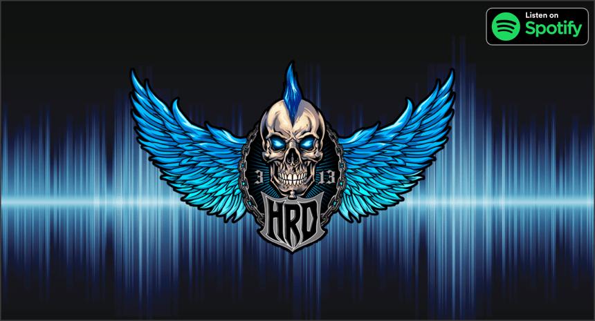 HRD Radio Logo
