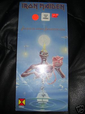 Iron Maiden - 7th Son… (in longbox) for $300 Buy ItNow.