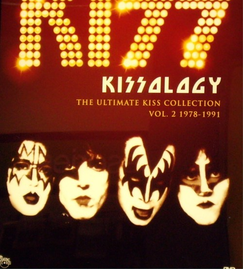 KISSology Volume 2cover