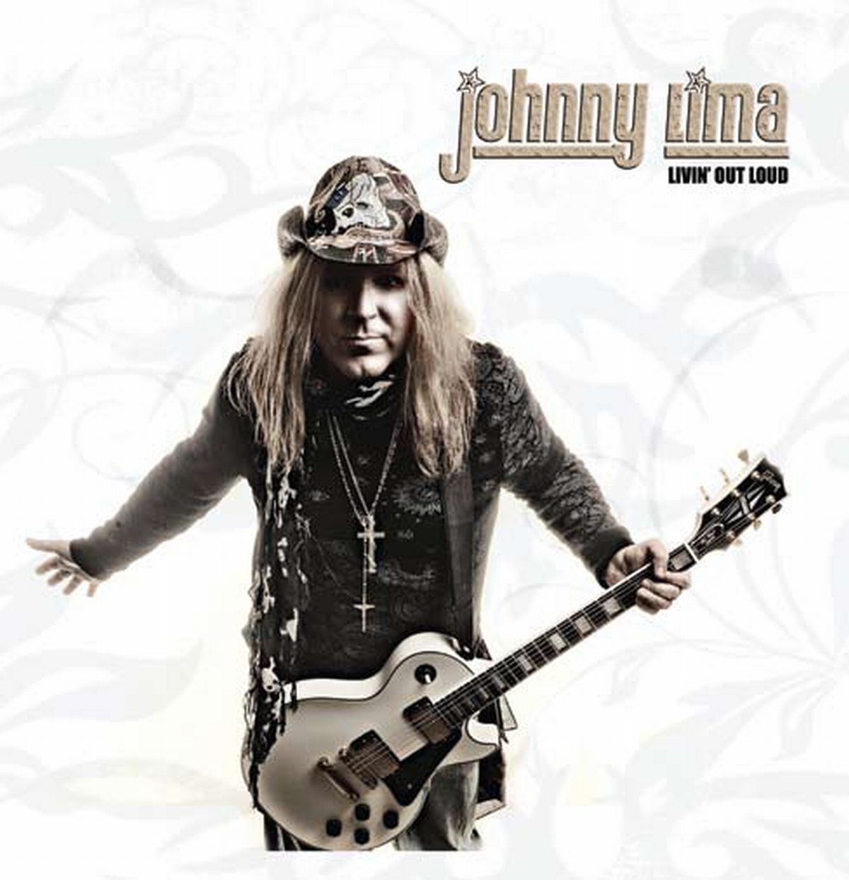 johnny lima - livin out loud (2009)