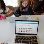 KidzCode offered by UX & Web Design HardScrabble Solutions at Wintergreen Arts Center in Maine