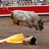 Feria de Bilbao: Garrido devuelve la fiesta a Bilbao