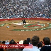 Piratería en la Plaza México y el pie izquierdo en el paseílloPor Bardo de la Taurina