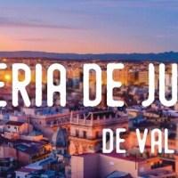 Cartel de la Feria de Julio de Valencia 2017