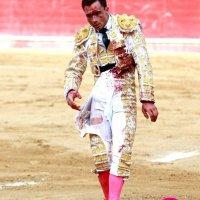 FERIA DE JULIO DE VALENCIA: Impresionante pureza y valor heroico de Ureña, cogido dramáticamente