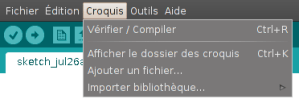 Arduino ~02 : Prise en main de l'IDE Arduino