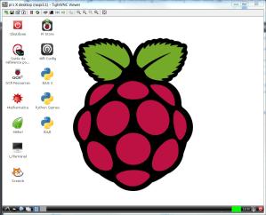 Raspberry Pi : bureau à distance par VNC