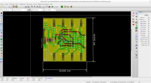 Editeur de circuit imprimé KiCad