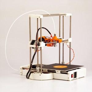 [3D] Assemblage et test de la Dagoma Discovery 200