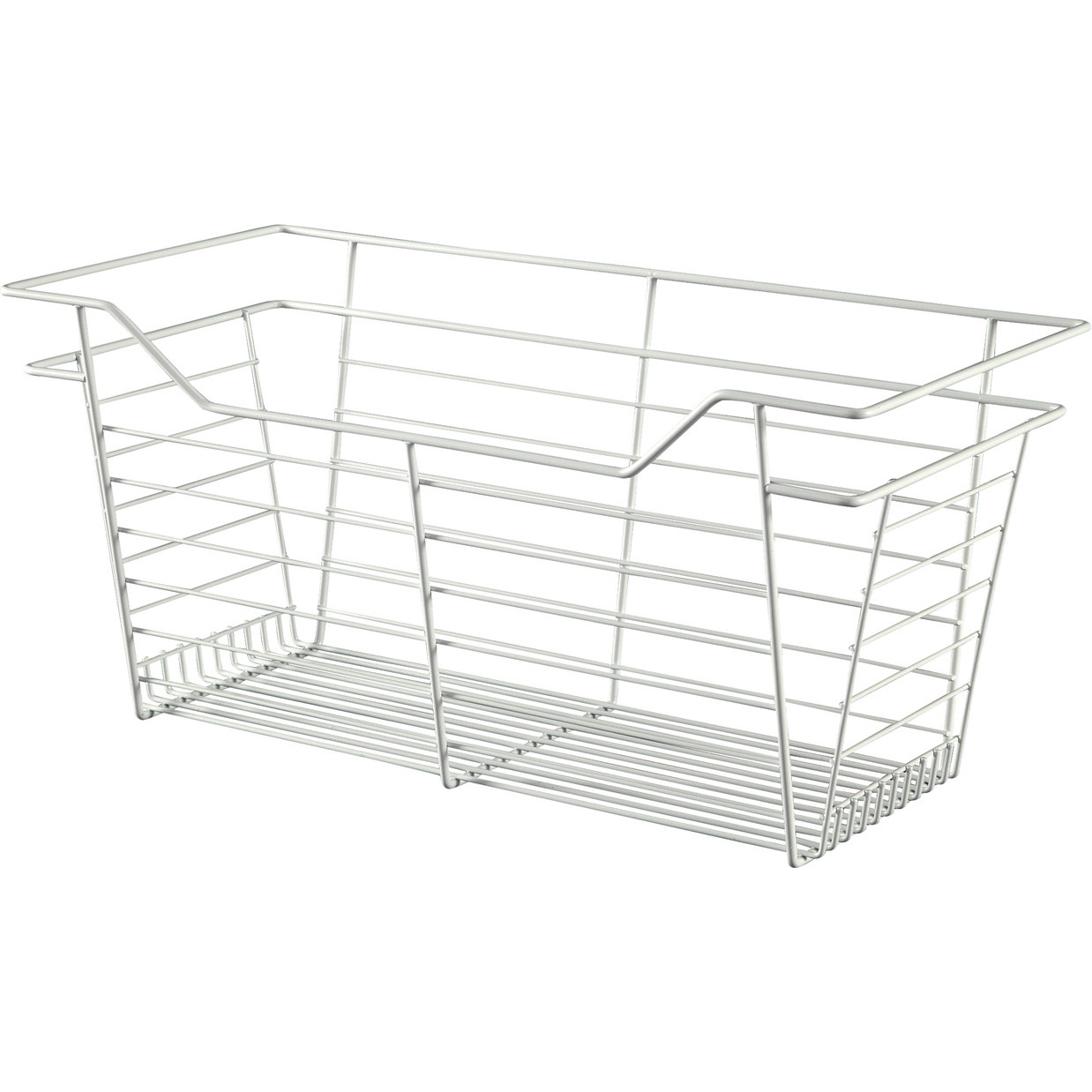Hafele 547 40 838 Wire Closet Basket With Full Extension