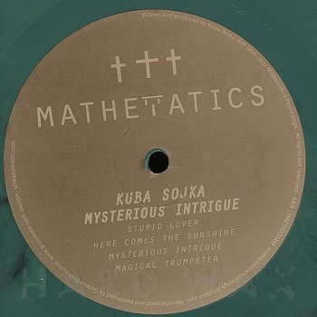 Cover art - Kuba Sojka: Mysterious Intrigue