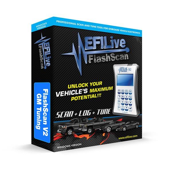 EFILive FlashScan V2 GM-0