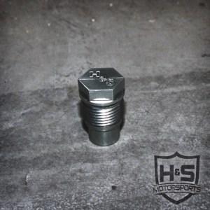 2007 - 2018 Dodge 6.7L H&S Fuel Rail Plug-0