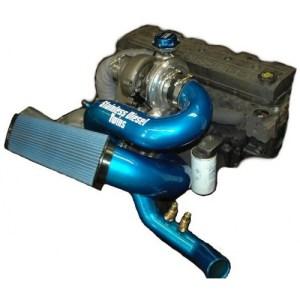 STREET TWIN KIT 12V/24V + TURBO'S & MANIFOLD - Stainless Diesel-0