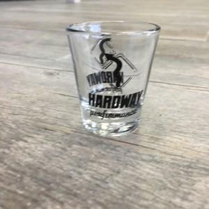 Hardway Shot Glass-0