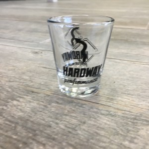 Hardway Shot Glass-0