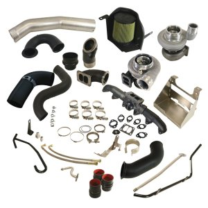 Cobra Twin Turbo Kit S486 / S366SX-E - Dodge 2003-2007 5.9L -0