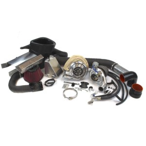 DODGE CUMMINS 6.7L RACE COMPOUND TURBO KIT (2013-2016) - Industrial Injection-0