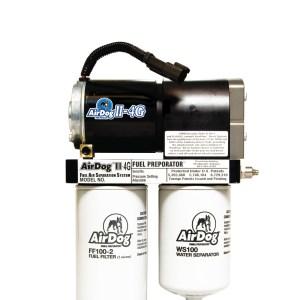 AirDog II-4G Fuel Air Separation System DF-100 GPH (A6SPBF266) 2008-2010 6.4L-0