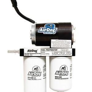 AirDog Fuel Air Separation System FP-100 GPH (A4SPBC086) 2011-2014 6.6L-0