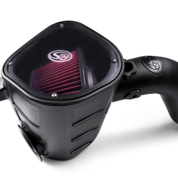 S&B Cold Air Intake for 2013-2018 Dodge Ram Cummins 6.7L -0