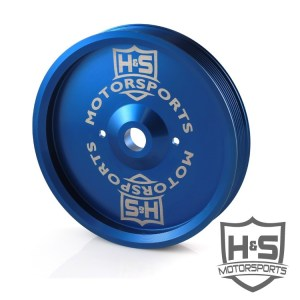 H&S Motorsports 2011-2016 GM Dual Cp3 Pulley-0