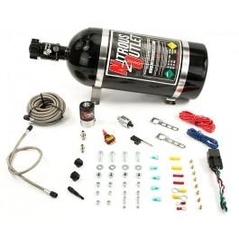 Nitrous Outlet Universal Diesel Single Nozzle Dry System -0