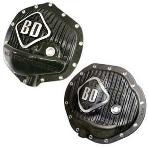 BD-POWER 1061827 FRONT & REAR DIFFERENTIAL COVER PACK-0