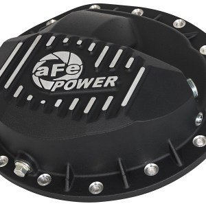 aFe POWER 46-70362 Rear Differential Cover, Machined Fins; Pro Series-0