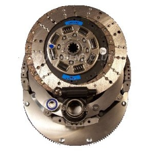 SOUTH BEND DYNA MAX UPGRADE CLUTCH KIT 1947-OFEK (INCL. FLYWHEEL)-0