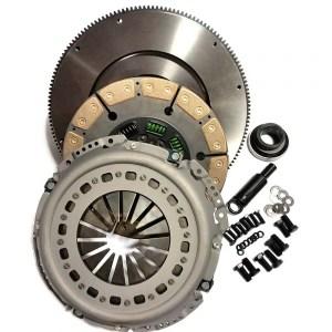 VALAIR NMU70263-04-SFC CERAMIC UPGRADE CLUTCH WITH FLYWHEEL-0