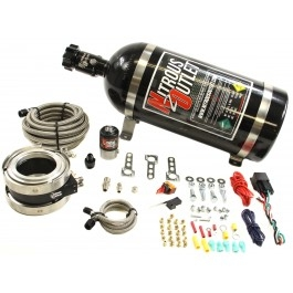 """Nitrous Outlet Interspooler 4"""" Dry Nitrous Plate System-0"""