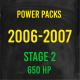 Stage 2 *650HP* Hardway Performance Power Packs for 2006-2007 Cummins-0